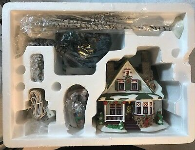 Department 56 ~ New England Village ~ Christmas Homecoming At Havenport ~ NEW