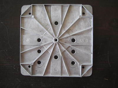 Base Plate Replacement Part For Oak Vista Gumball/Candy Vending Machines