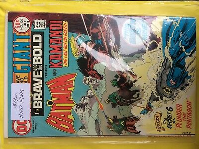 #120   The Brave And The Bold   Vf/nm    Sale 50% To 70% Discount