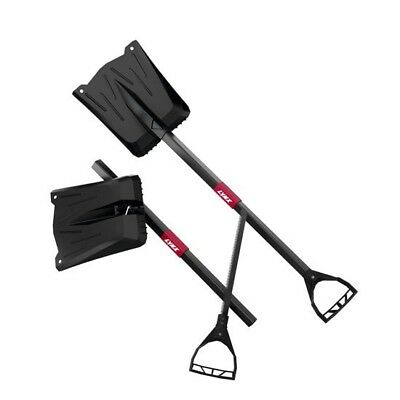 Ski-Doo New Snowmobile Deep Snow Powder Shovel & Saw Kit-Collapsible 860201461