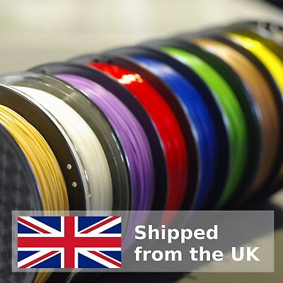 3D Printer Filament PLA - 1.75mm -1KG - Various Colours PolySmart PLAup