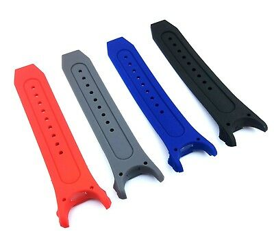 New Rubber Watches Strap 4 colors Fit For Hublot LaFerrari 16-50 mp-05 Watches