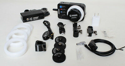Cinegears Single Axis Wireless Follow Focus Express Plus Standard Kit