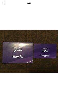 Massage Envy Gift Card - $90 **FAST SHIPPING**