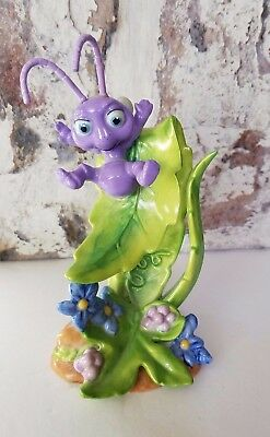Vintage Disney Pixar It's A Bugs Life DOT Porcelain Figurine
