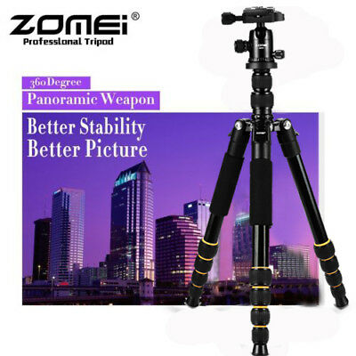 Zomei Professional Camera Tripod Lightweight Portable Aluminum Monopod LOT