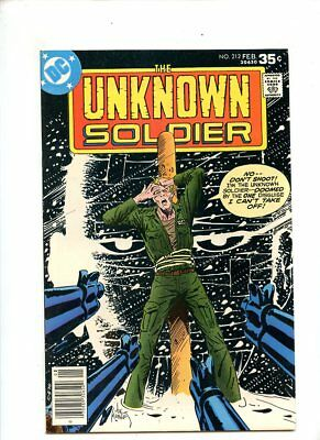 The Unknown Soldier #212 (1978) VF/NM 9.0