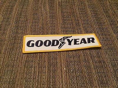 GOOD YEAR Advertising Patch