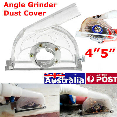 AU Cutting Dust Shroud Grinding Cover for 3''/4''/5'' Angle Grinder Saw Blade