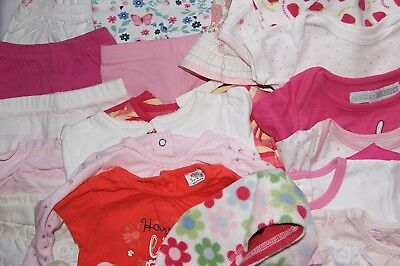 Bundle 25 Vgc Baby Girls Clothes 0-3 Months Free Uk Delivery & Free Returns