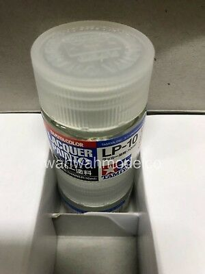 TAMIYA COLOR LACQUER LP-10 Thinner MODEL KIT PAINT 10ml NEW 82110