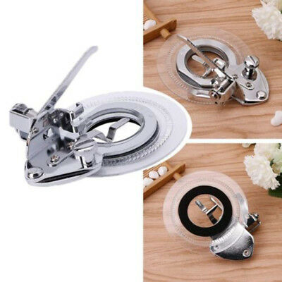Domestic Flower Stitch Circle Embroidery Presser Foot For Sewing Machine 70mm