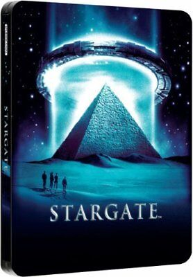 Stargate 20th Anniversary Limited Edition Steelbook [Blu-ray] [2012] New Sealed