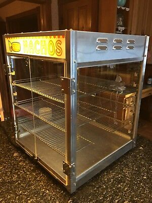 Nacho Cheese Warmer Gold Medal #5580BV1 Portion Pak PRE-OWNED