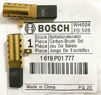 Genuine Bosch Carbon Brushes 1619P01777 for GBH 2000 SDS GBH 2-20 D SDS S33