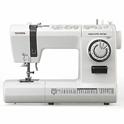 Toyota C.E.V 34 Stitch Free Arm Dress Making Sewing Machine + Extension Table