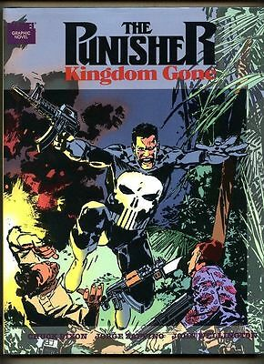 HC Punisher - Kingdom Come / 72 pages / 1989 Hardcover