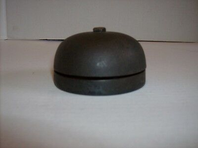 Vintage cast iron 1902 Builders Supply Co. Door Bell Ringer for Parts