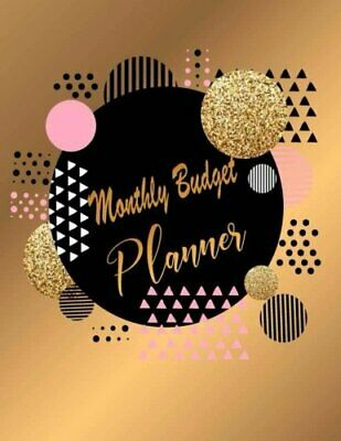 Monthly Budget Planner: Planning your Monthly by Sara Journal New Paperback Book