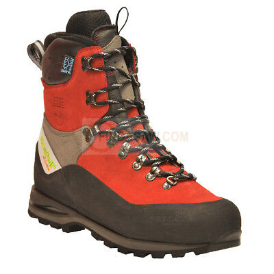 Arbortec Scafell Lite Chainsaw Boots - Red