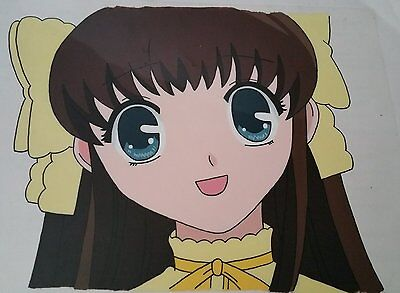 Fruits Basket Anime Art - Animation Cel of Honda Tohru