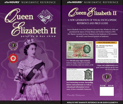 Queen Elizabeth Commonwealth Banknotes Catalog / Reference