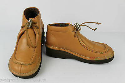 Boots Mode Kaori Leather Biscuit T 36 Be