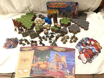 HeroScape Master Set Rise Of The Valkyrie 1st Edition