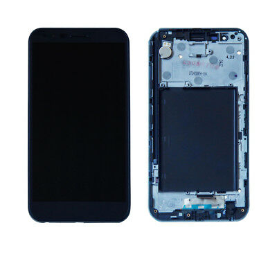 +Frame For LG Stylo 3 Plus MP450 TP450 MetroPCS LCD Screen Touch Digitizer AAA