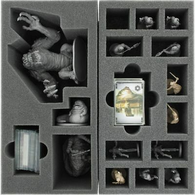 Feldherr Foam Set for Star Wars Imperial Assault Jabba's Realm Box Jabba