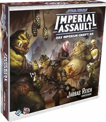 Star Wars Imperial Assault - Jabbas Reich Extension (German) SW Jabba FFG