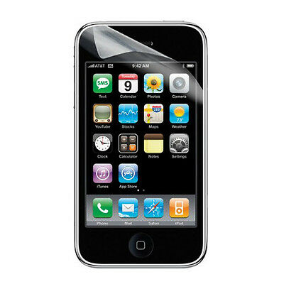 Belkin TruClear Screen Protector iPhone 3 3G 3GS 3-Pack Clear