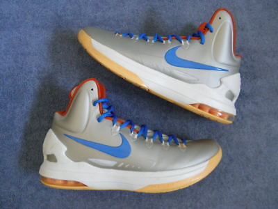 various colors 2169f d2e10 Nike Air KD5 KD 5 V size 11 VNDS worn 1x Kevin Durant eybl peach jam