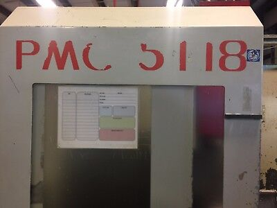 EXCEL PMC-5T18 Vertical Machining Center
