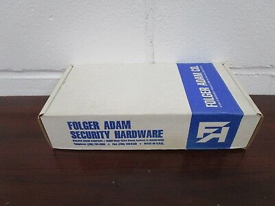 Folger Adam Company Electric Strike 310-2 Nfs 24Vac New See Photos Free Shipping
