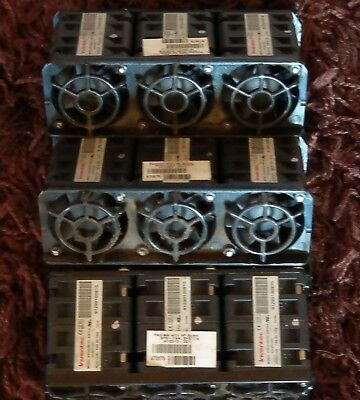 3 x ProLiant DL360 G5 SPS Fan 412212-001 Lüfter Batterie PC Inventec Lüfter-Bank