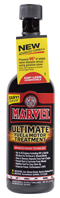 Marvel Mystery Oil 50665 Ultimate Fuel and Motor Treatment, 12 fl. oz, 1 Pack