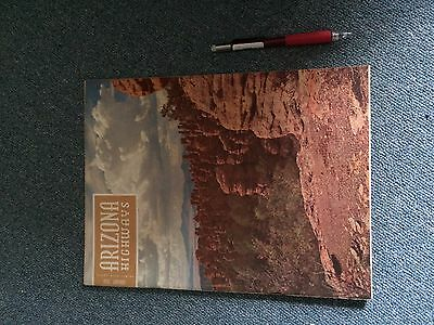Vintage America Ephemera Arizona Highways January 1956  History