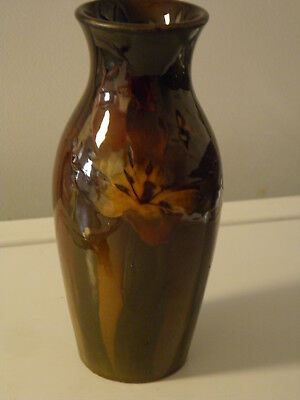 Stunning Rookwood Vase - High Glaze - Created By William Klemm In 1899