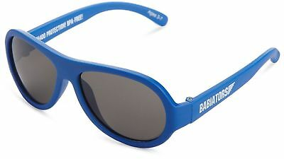 New!!! Babiators Original Aviator Sunglasses Blue Angels Blue Junior 0-3 years