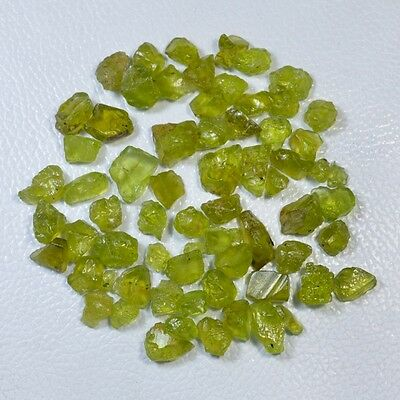 Best Quality 100 Ct Scoop Natural Peridot Rough Gemstone Loose Wholesale Lot