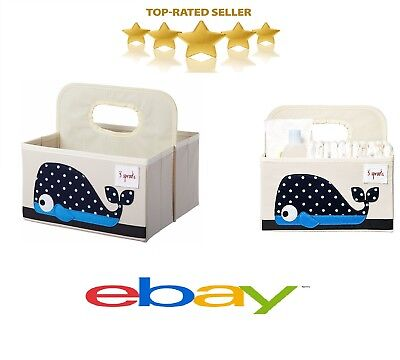 Baby Shower Gift Storage Caddy Perfect For All Newborn Essentials Nursery Needs