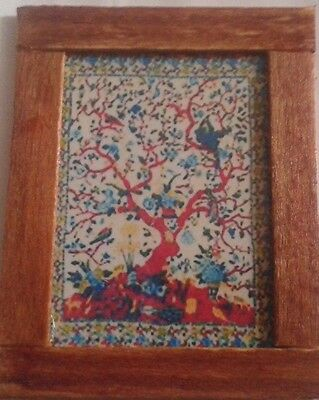 Dolls House Tree of life tapestry