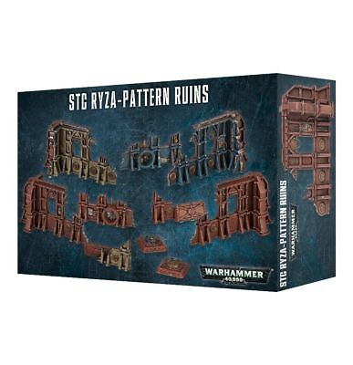 Ryza Pattern STC Ruins Games Workshop Terrain Moon Base klaisus Terrain Terrain