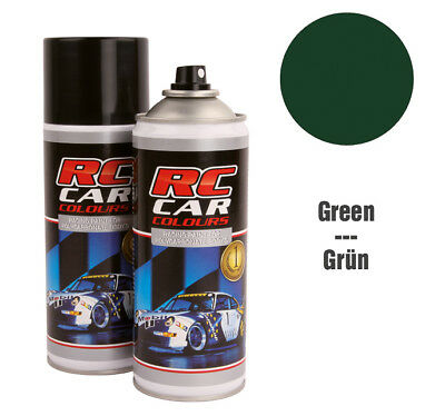 RC Car Colours #RCC312 Lexan Spray Britisch Racing Grün 150ml GNP: 3,93€/100ml