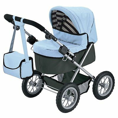 Bayer Doll Pram Trendy Royale Collapsable for storage