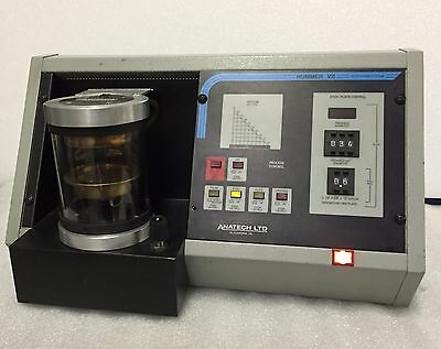 Anatech Hummer VII Sputtering System VII with Vacuum Pump with 4 Month Warranty