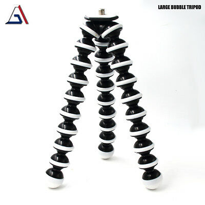 Large Flexible Bubble Tripod Octopus Stand Holder Gorilla Pod For Gopro Hero