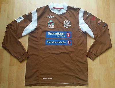 Vigor Trikot (Gr. L) Umbro Player Shirt? Norwegen Norway Norge
