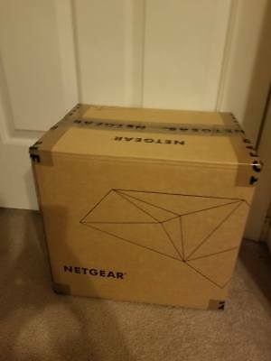 NETGEAR ReadyNAS 516 6-Bay Network Attached Storage Diskless (RN51600-100NAS)